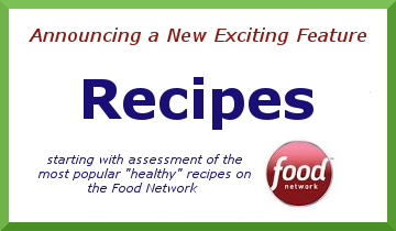 Personal Remedies | Announcing Automated Recipe Health